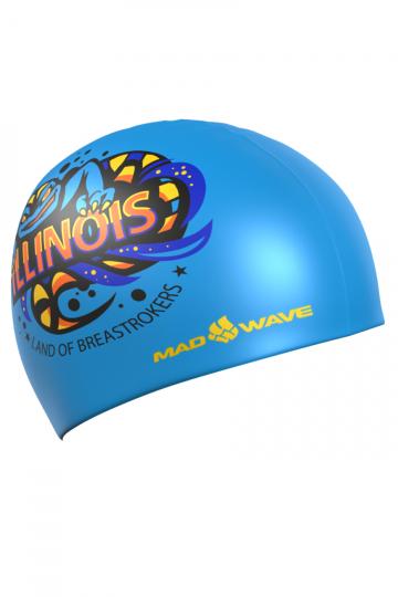 Силиконовая шапочка ILLINOIS