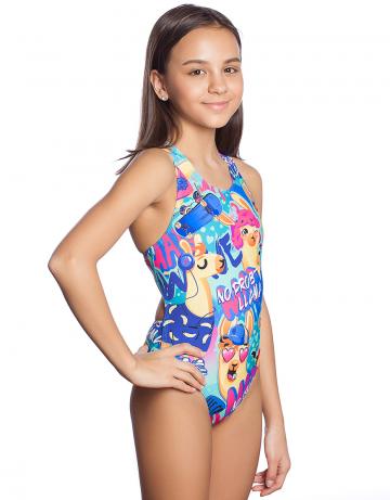 Юниорский купальник спортивный LAMA