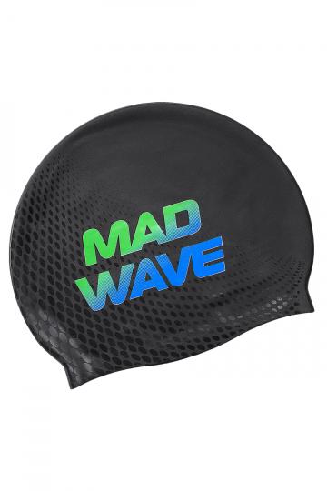 Силиконовая шапочка MAD WAVE