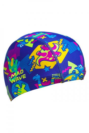 Юниорская текстильная шапочка DINOS
