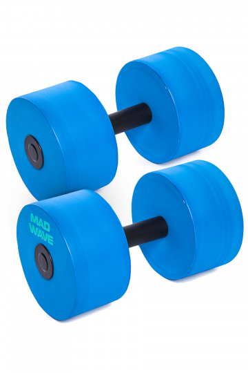 Аквагантели Dumbbells Basic Round, pair