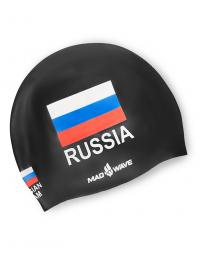 Силиконовая шапочка Print Russian Team