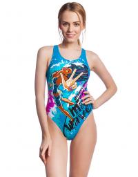 Женский купальник спортивный SURF