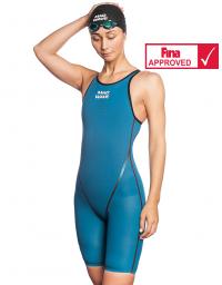 Женский стартовый костюм с закрытой спиной Forceshell 2017 Women full back Racing Suit