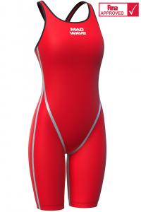 Женский стартовый костюм с открытой спиной Forceshell   2018 Women open back
