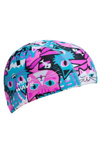 Юниорская текстильная шапочка KITTEN
