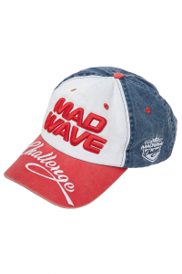 Кепка Baseball cap Mad Wave Challenge