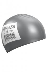 Силиконовая шапочка HAPPINESS