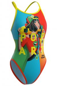 Юниорский купальник спортивный Duo Junior D2