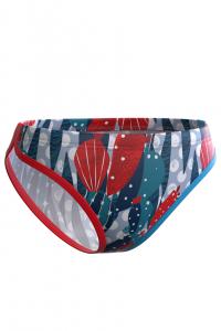 Юниорский купальник спортивный антихлор Crossfit Bottom Junior B2