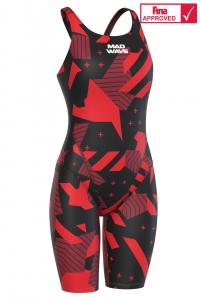 Женский стартовый костюм с открытой спиной Bodyshell Open back I2
