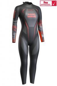 Гидрокостюм неопреновый женский Women Wetsuit RAPID 2018