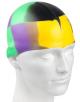 Юниорская силиконовая шапочка Multi Junior