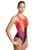 Женский купальник спортивный антихлор Flow PBT
