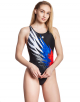 Женский купальник спортивный антихлор WING