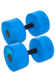 Аквафитнес Dumbbells Basic Round, pair