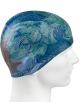 Силиконовая шапочка Blue Flower