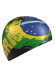 Силиконовая шапочка BRAZIL