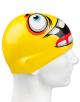 Юниорская силиконовая шапочка YOLK