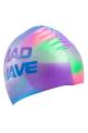 Силиконовые Шапочки с Рисунком MAD WAVE