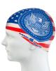 Силиконовая шапочка USA