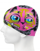 Юниорская силиконовая шапочка Candy Cats