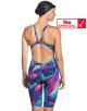 Женские Стартовые Костюмы с Открытой Спиной Bodyshell Women Short Leg Fina Approved 2010